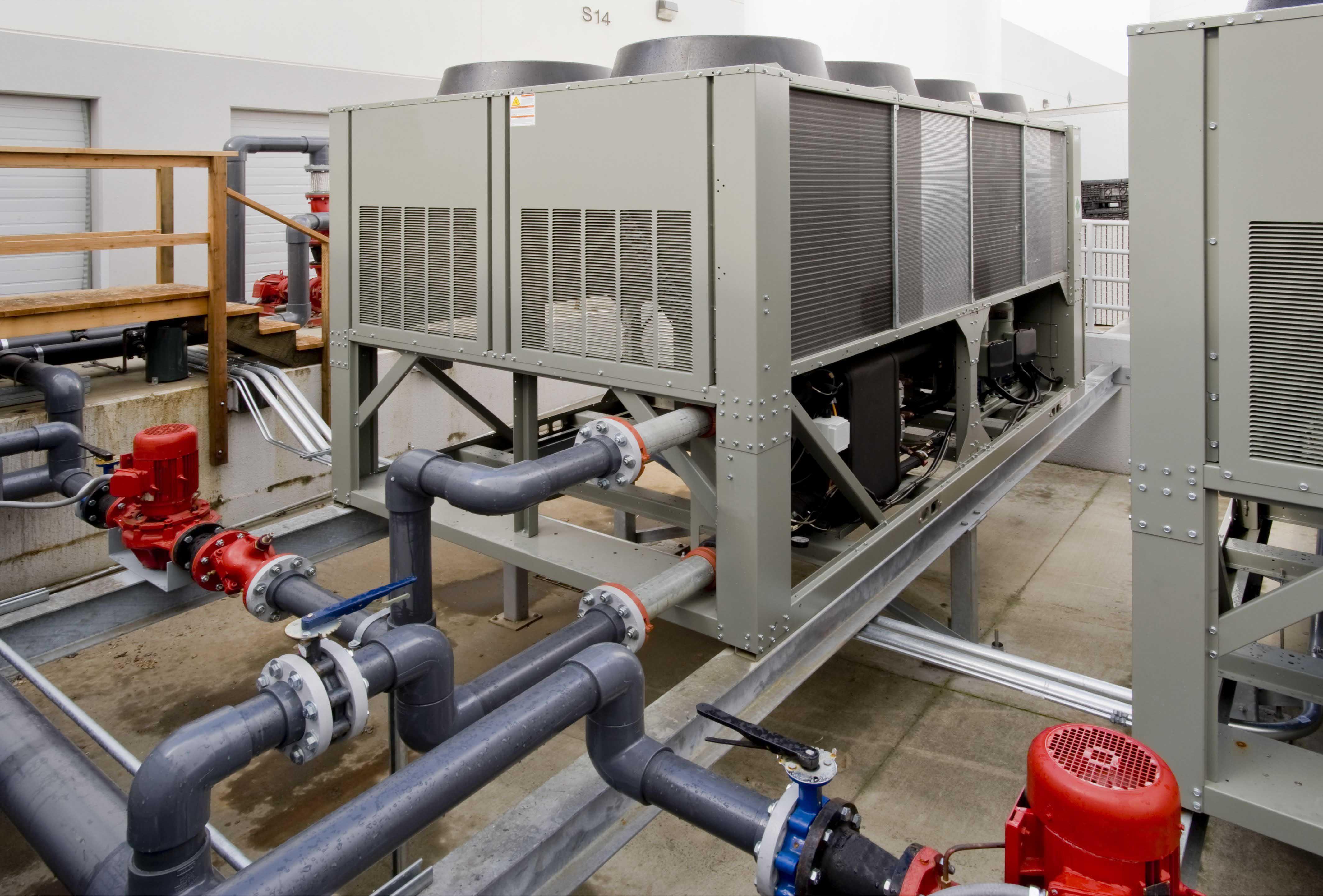 Industrial Chiller Hvac Manufacturing  U0026 Installation Company In Karachi